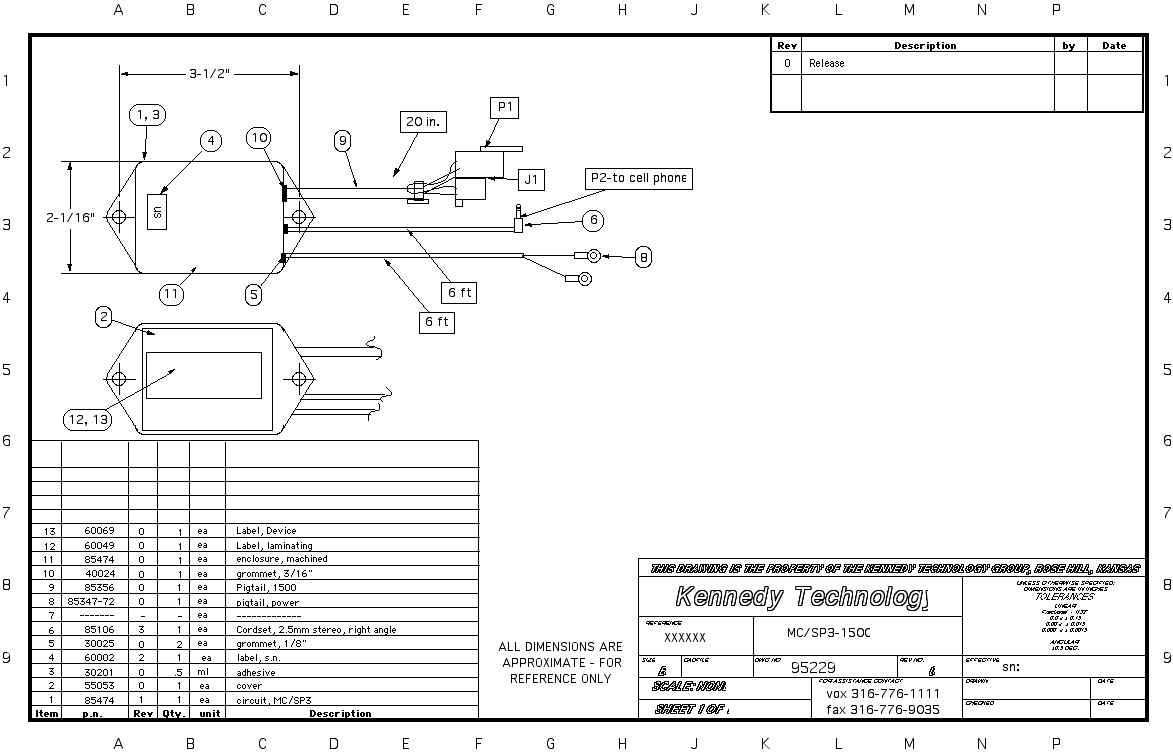 kennedy cell set wiring diagram   31 wiring diagram images